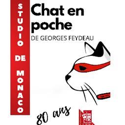 """Production of Georges Feydeau's """"Chat en poche"""" by Le Studio de Monaco"""
