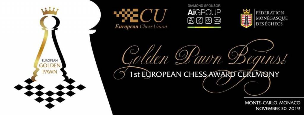 Garry Kasparov, Greatest of the Greats in Monaco at the European Golden Pawn