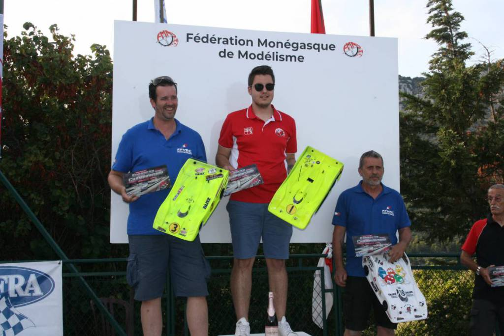 Three Successes Out Of Three For Monaco In European Car Circuit Racing Championships