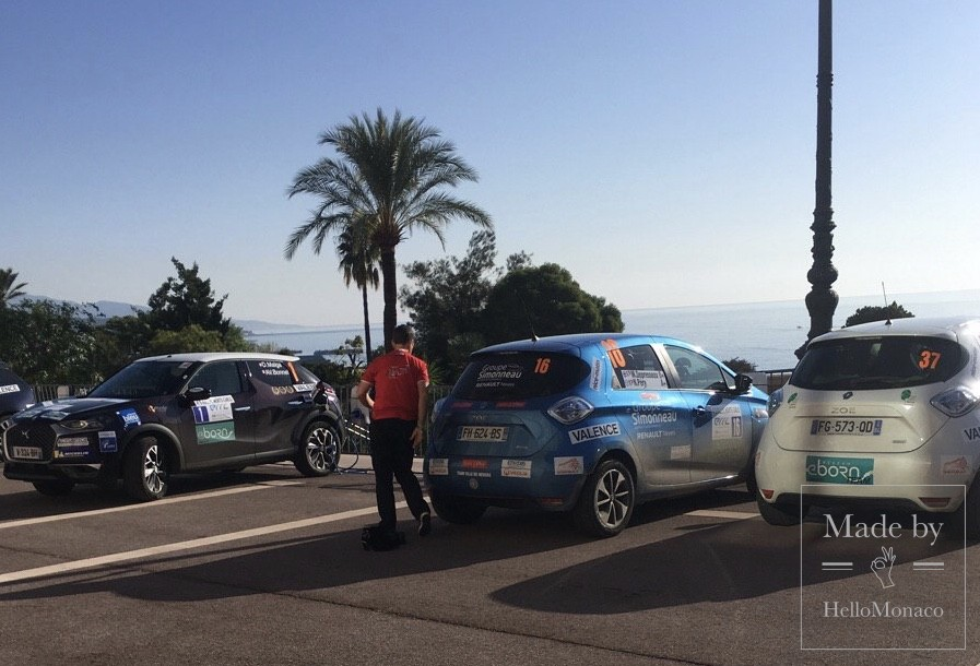 4th Monte Carlo e-Rally