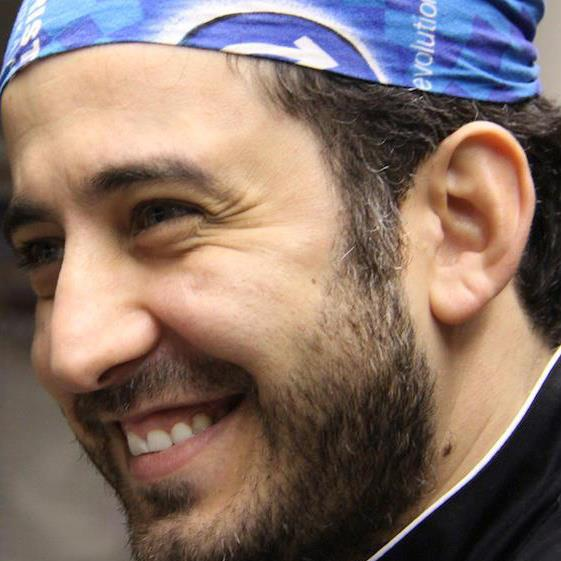 Chef Emanuele Del Signore