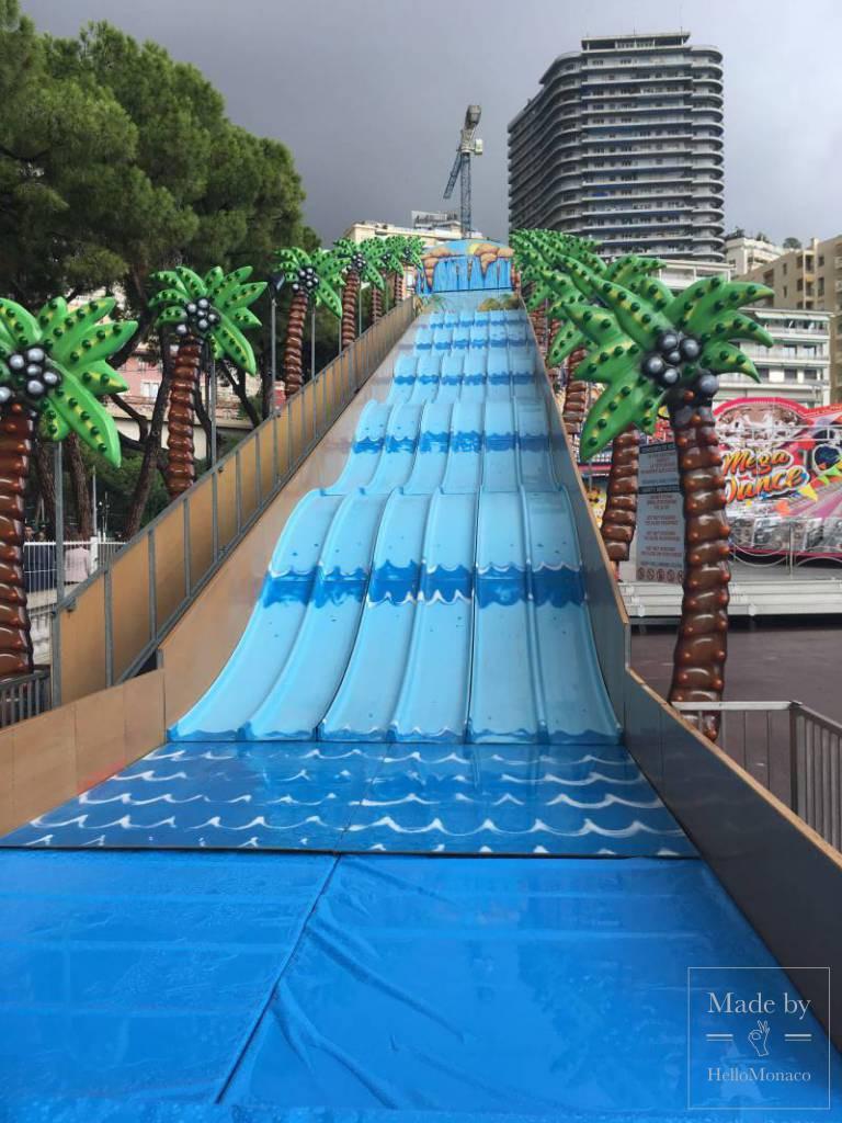 Monaco's Fair is Open