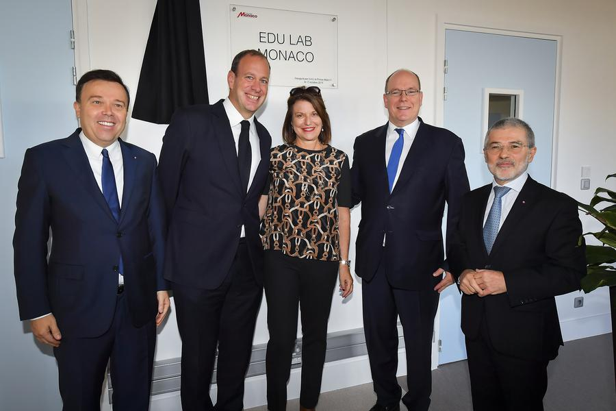 EduLab Monaco accelerates digital transformation in schools