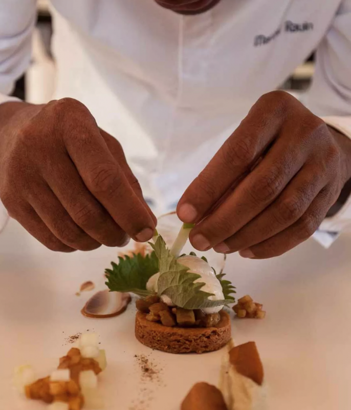 Michelin Star Chef chairs Monaco Organic Food Festival in India