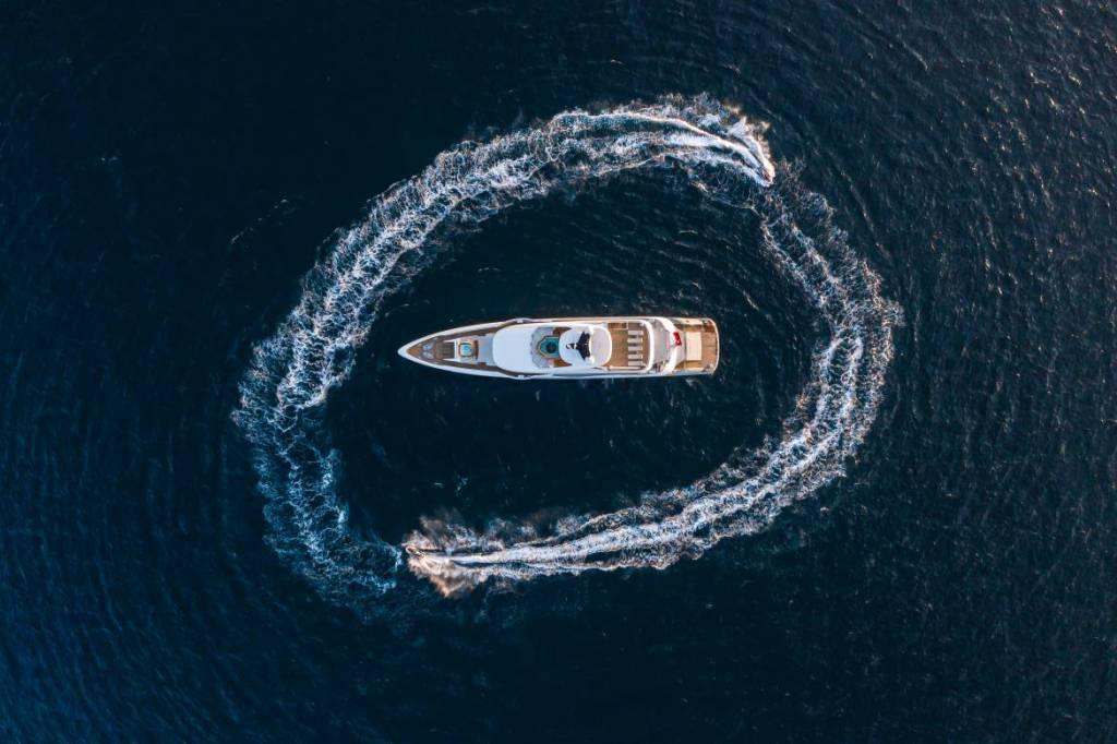 48m Bilgin superyacht Lilium sold asking EUR 24.5 million
