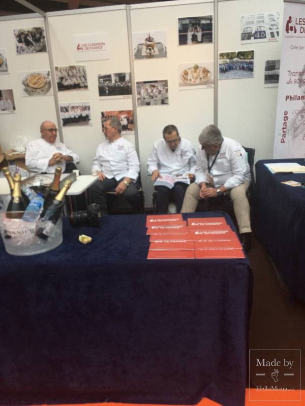 Chefs World Summit Awards the First Prince's Trophy