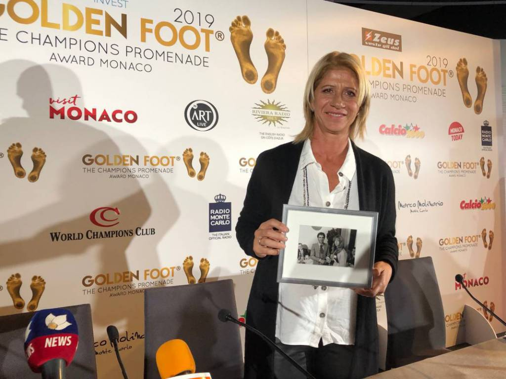 2019 Golden Foot Award