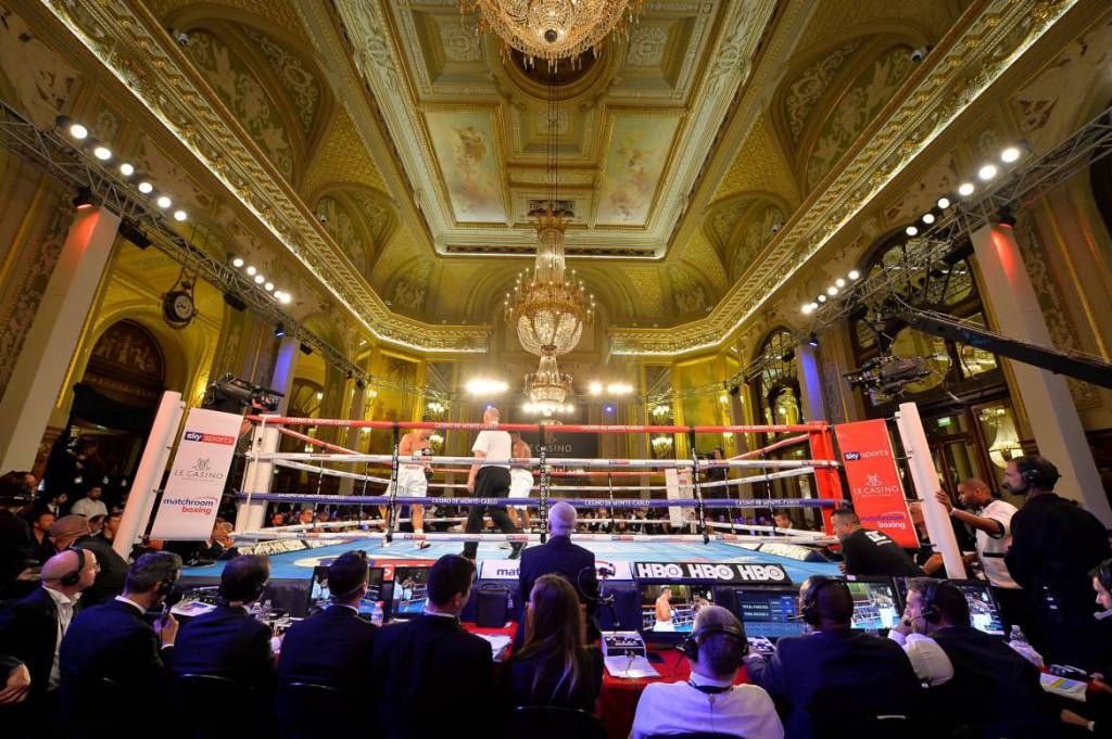 Two World Boxing Championships On the Line, both Men and Women, in a Program of Fights in Monte Carlo
