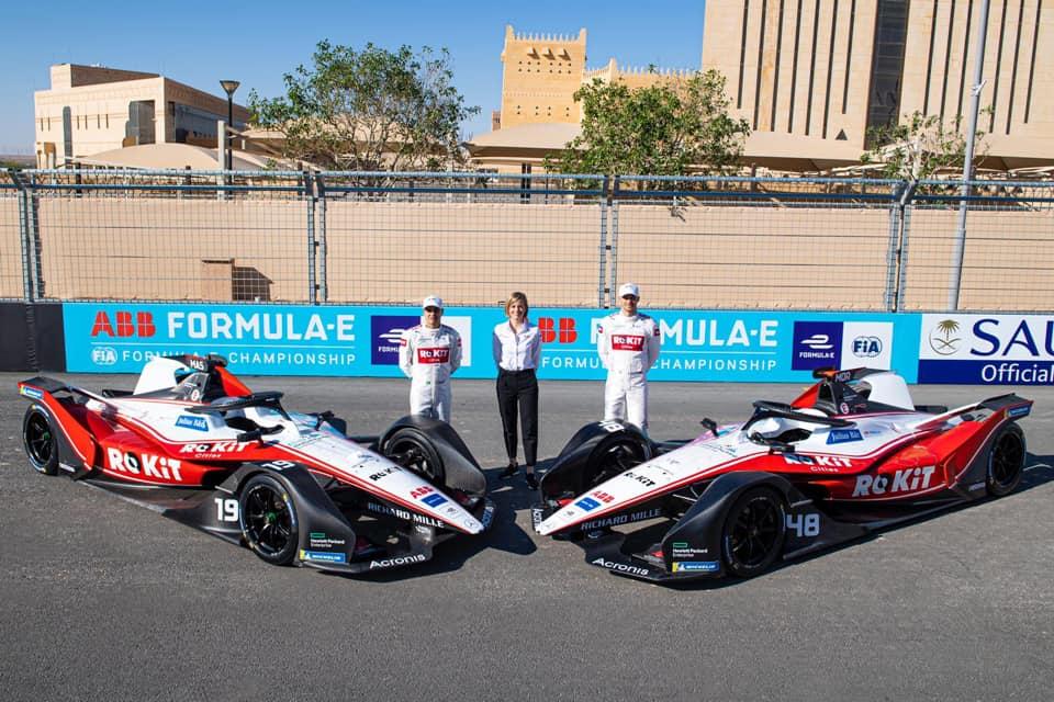 ROKiT Venturi Racing: Monaco's Formula E Team