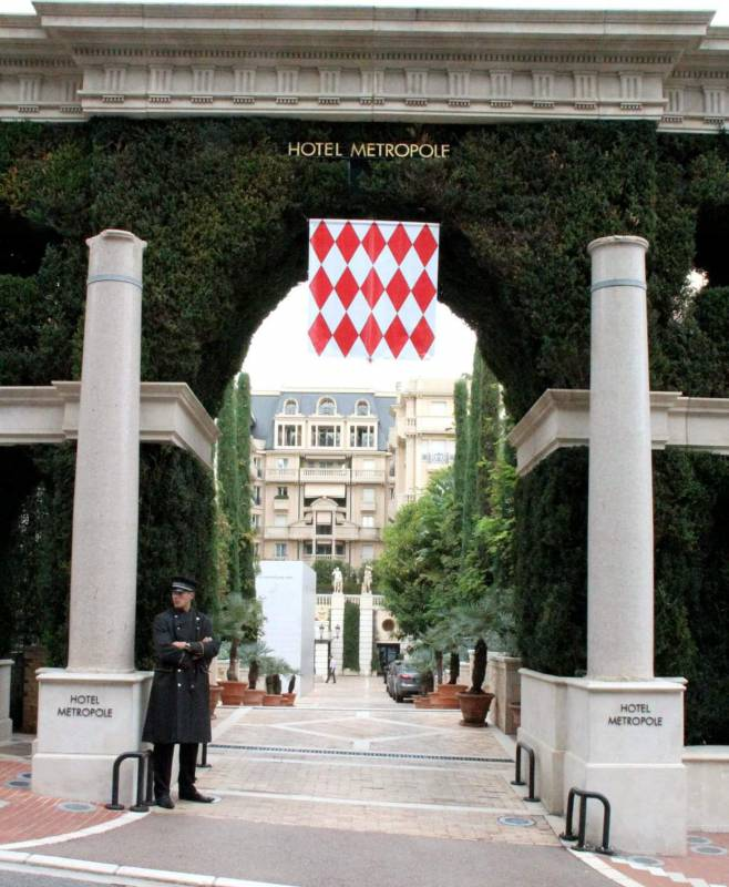 Three Awards Reward Monaco's Palais Metropole Hôtel For Excellence