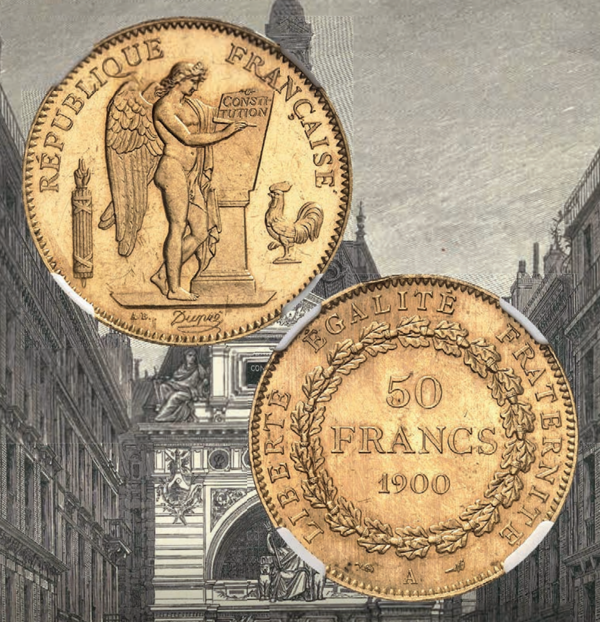 Rare Coin sold for €100,000 at Monaco Auction