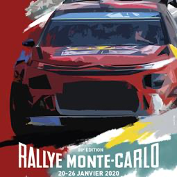 88th Monte-Carlo Rally