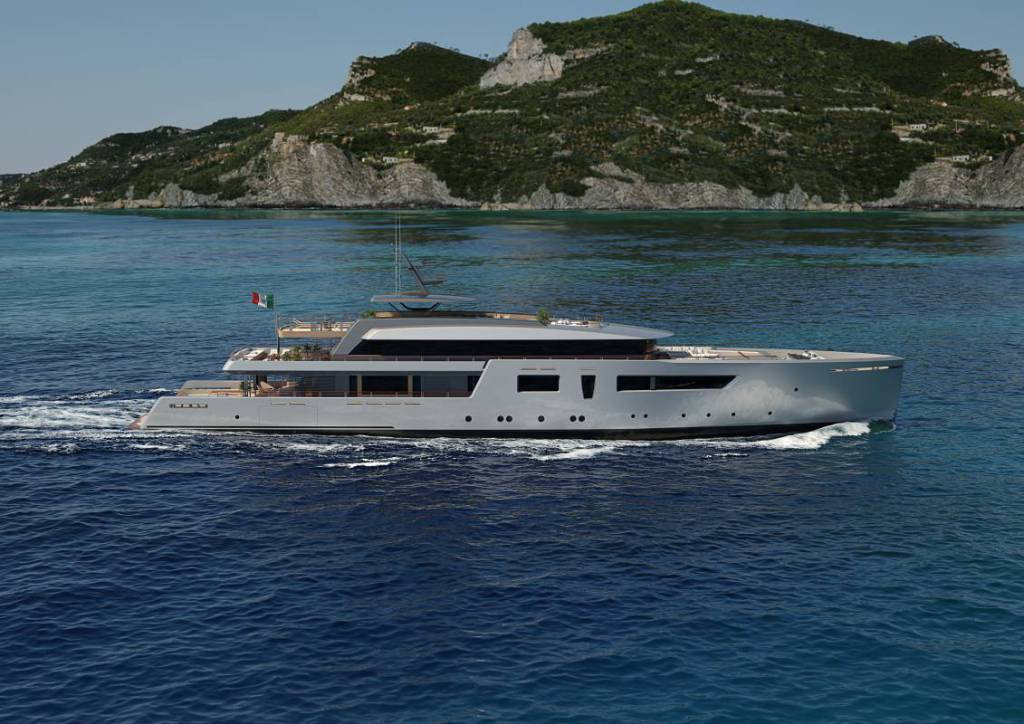 Tankoa presents 60m superyacht concept TLV62