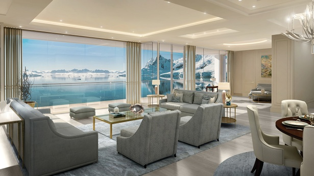 282m Njord: Espen Oeino is designing the world's largest superyacht