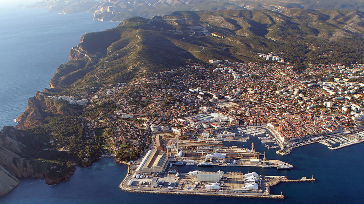 La Ciotat Shipyards to invest €5 million in eco-friendly initiatives