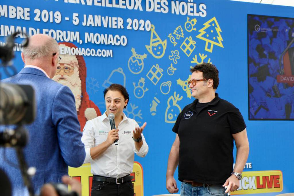 BRICKLIVE returns to Grimaldi Forum Monaco