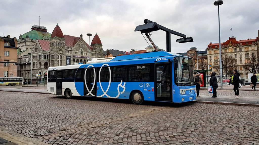 Free Electric Buses in Monaco's Future?