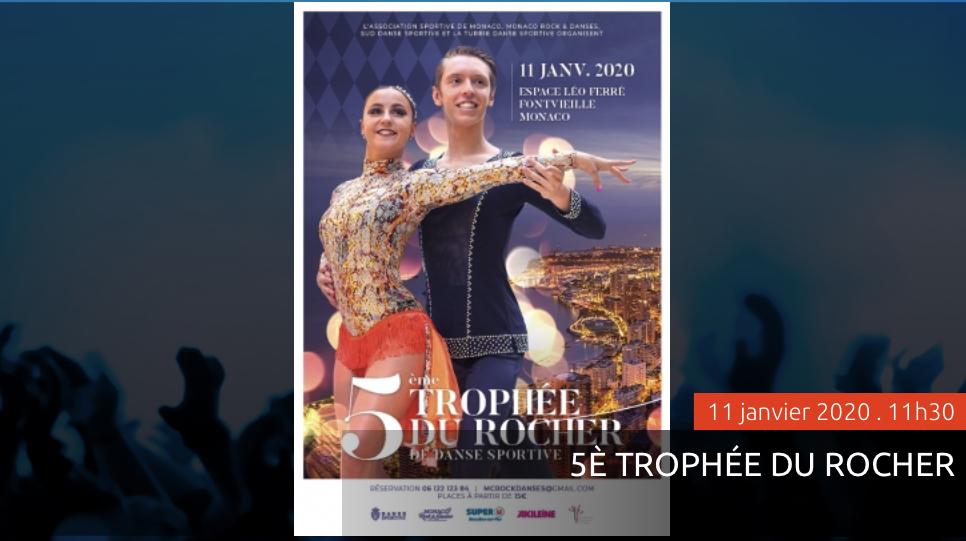 5th Trophée du Rocher