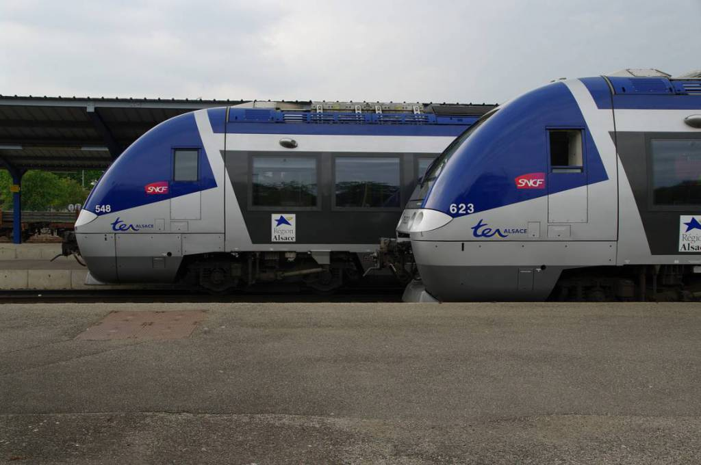 Good News for Commuters: €8 Million for TER Trains