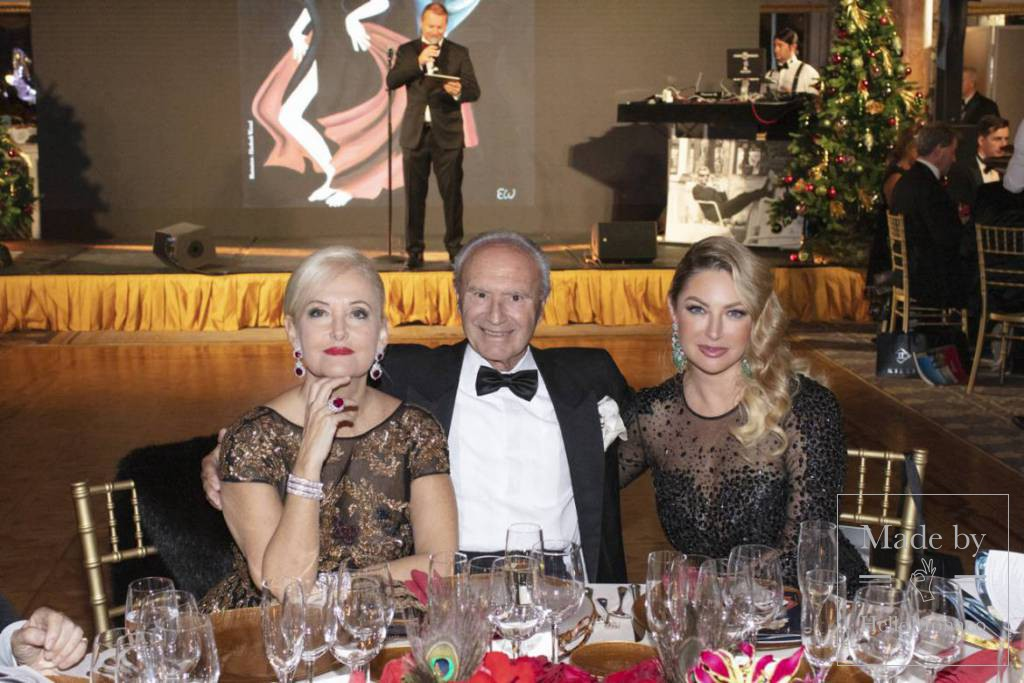 "14th edition of the ""Bal de Noël"""