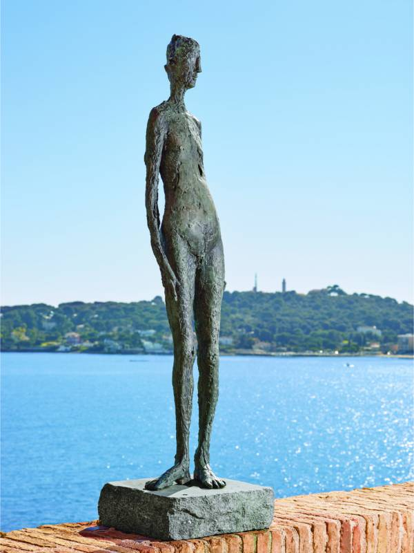 Germaine Richier, a magician of the Picasso Museum in Antibes