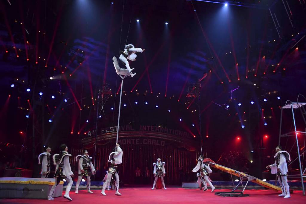 © 44th International Circus Festival of Monte-Carlo