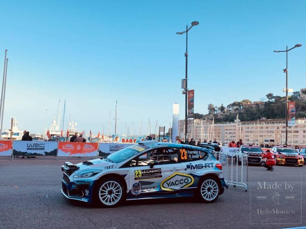 Monte-Carlo Rally 2020