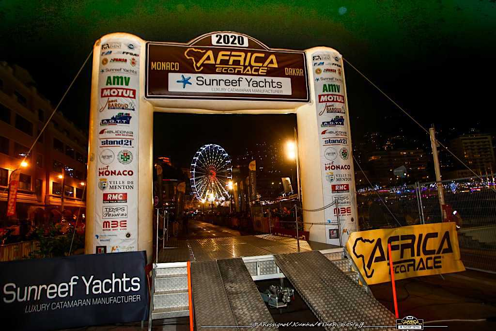 Africa Eco Race kicked off to push eco-friendliness