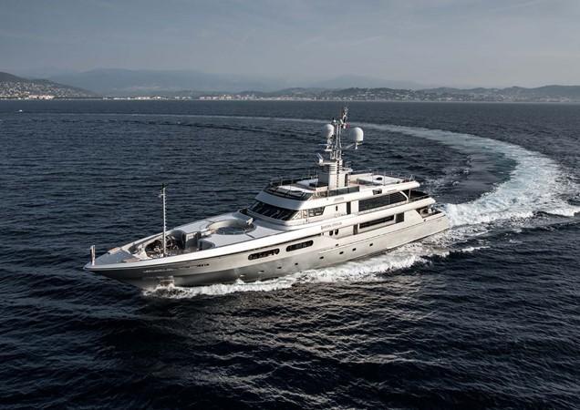 Dolce and Gabbana's 51m superyacht Regina d'Italia sold