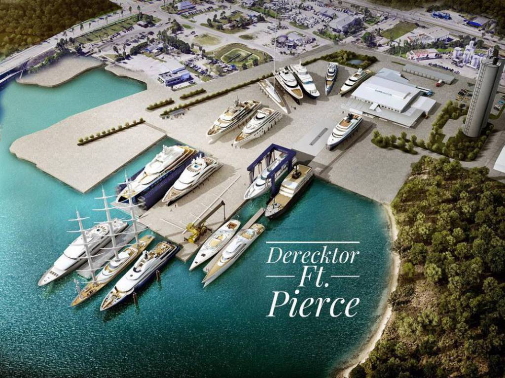 Derecktor Shipyards to launch the world's largest superyacht hoist