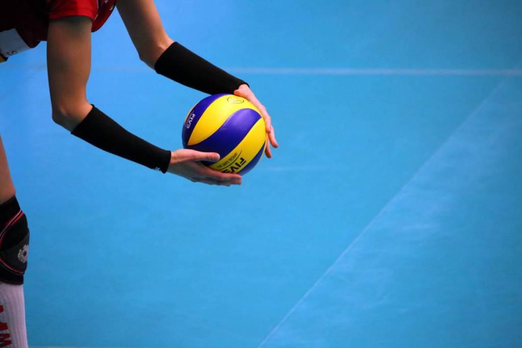 Monaco's Women's Volleyball Team