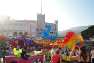 Photo of The Carnival in Monaco-Ville