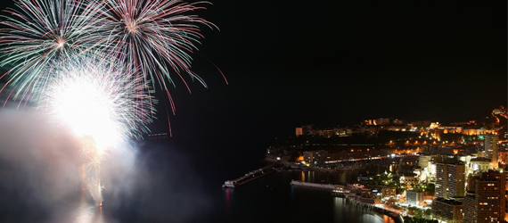 Photo of The 47th Fireworks Festival of Monaco
