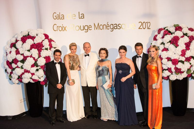 Photo of Annual Monaco Red Cross Gala 2013