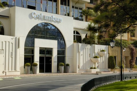 Photo of Columbus Hotel and Marriott***: for business travelers