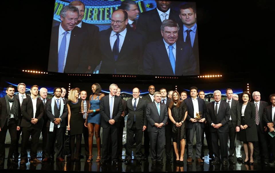Golden Awards Sportel