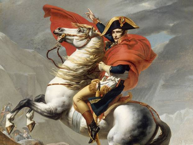 napoleon bonaparte the great military mastermind What made napoleon a great leader napoleon bonaparte's rise to power is one of the great stories of european when he was planning a military campaign.