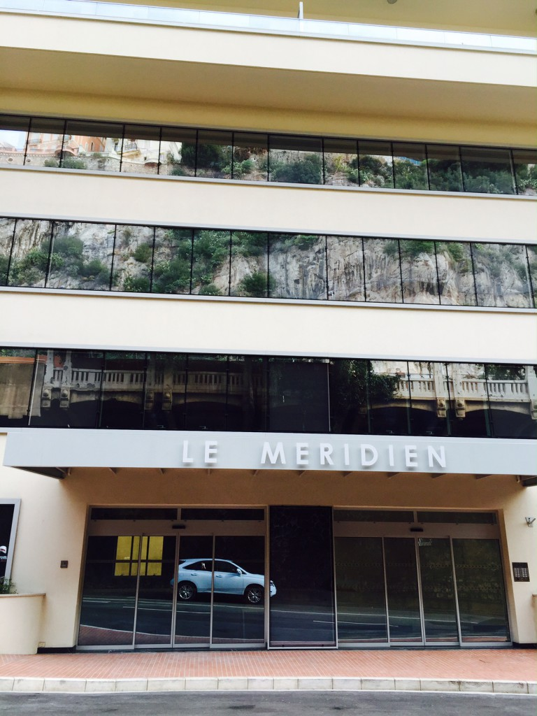Le Meridien – new residence building in Monaco