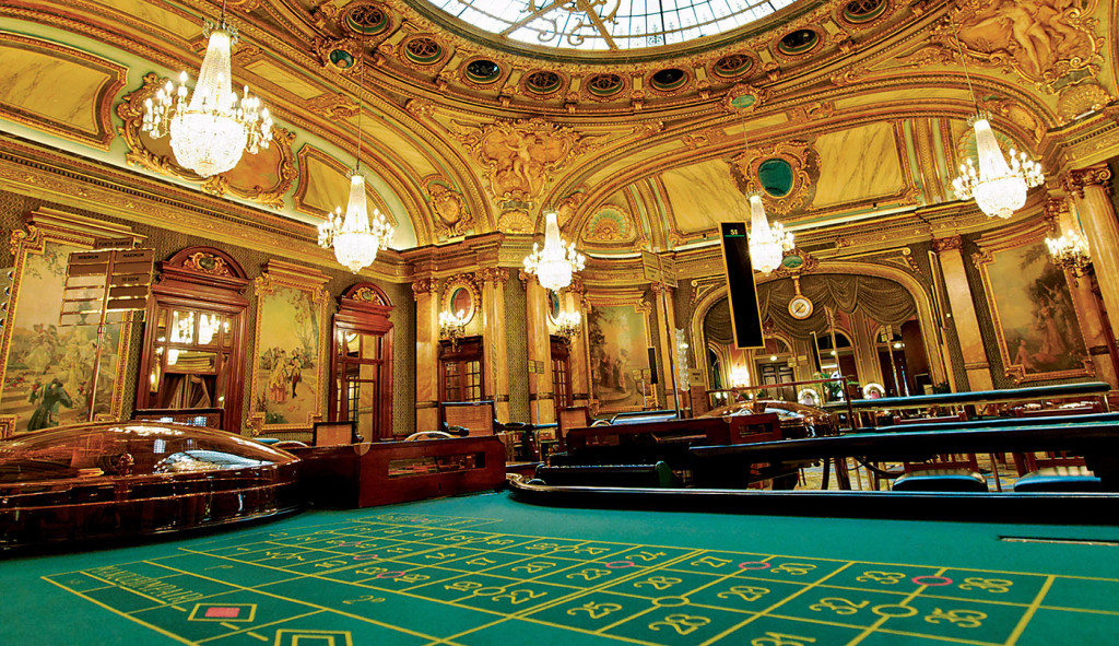 Gaming room of Casino de Monte-Carlo