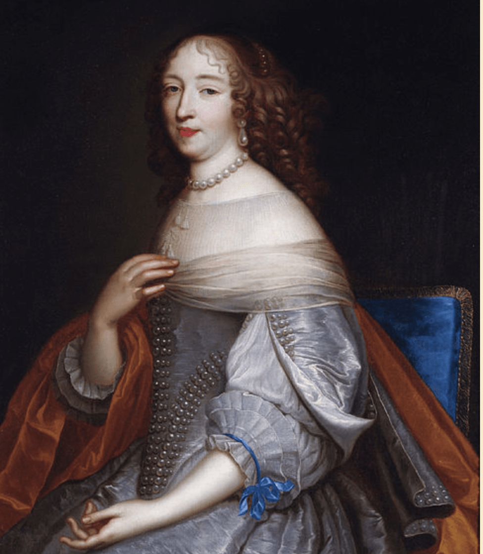 Portrait of Princess Catherine-Charlotte