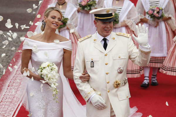 Wedding of Albert II and Charlene