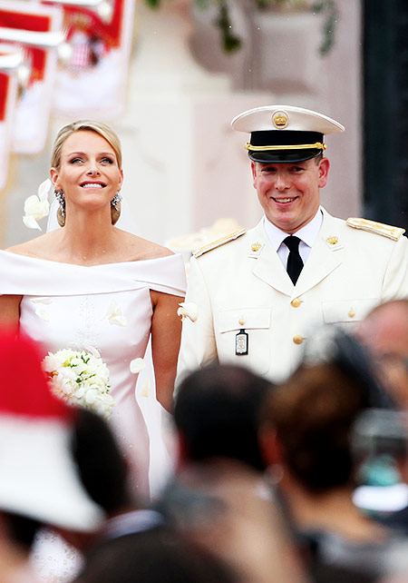 Wedding of Prince Albert II and Princess Charlene