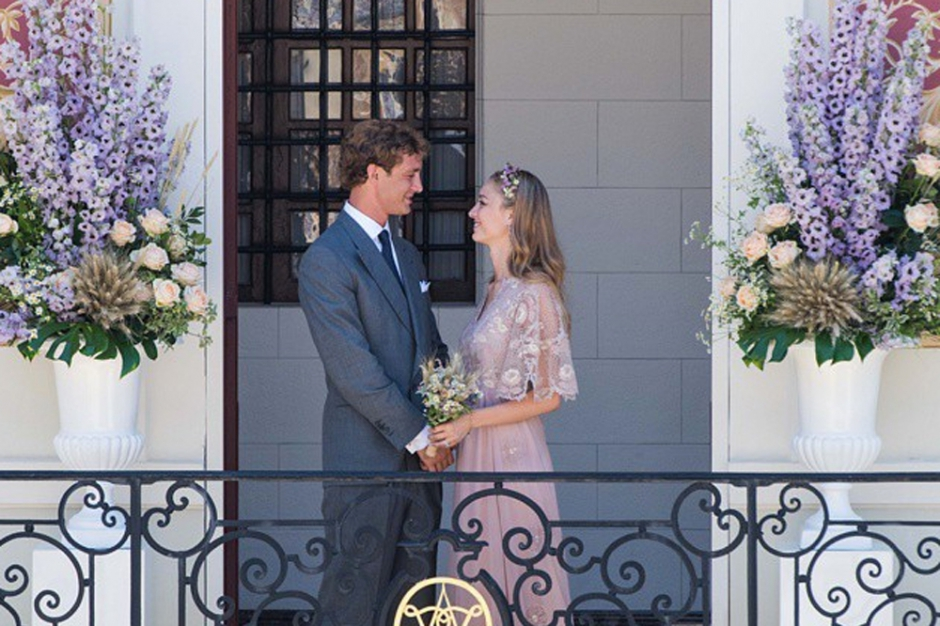 Pierre Casiraghi and Beatrice Borromeo - wedding