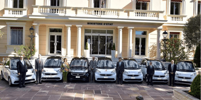 Electric cars in Monaco