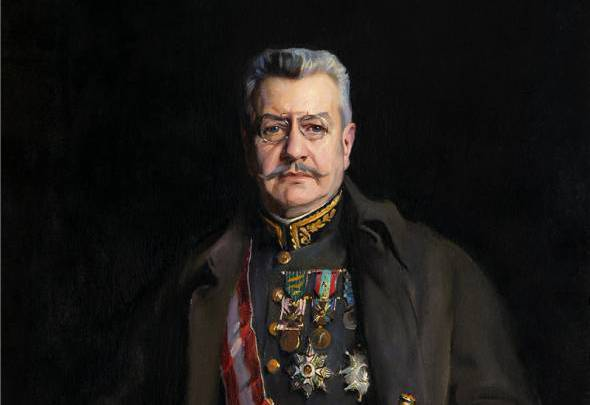 Prince Louis II Portrait by Philip de László, 1928