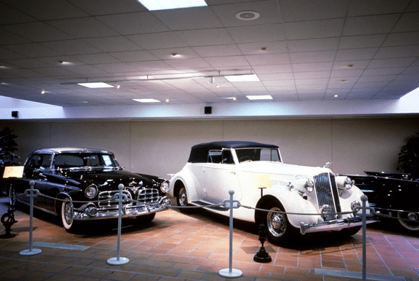 Photo of Where to go in Monaco: private collection of vintage cars