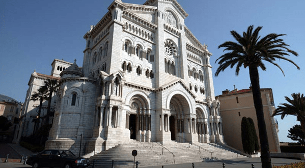 The Cathedral of Monaco – official church of the principality