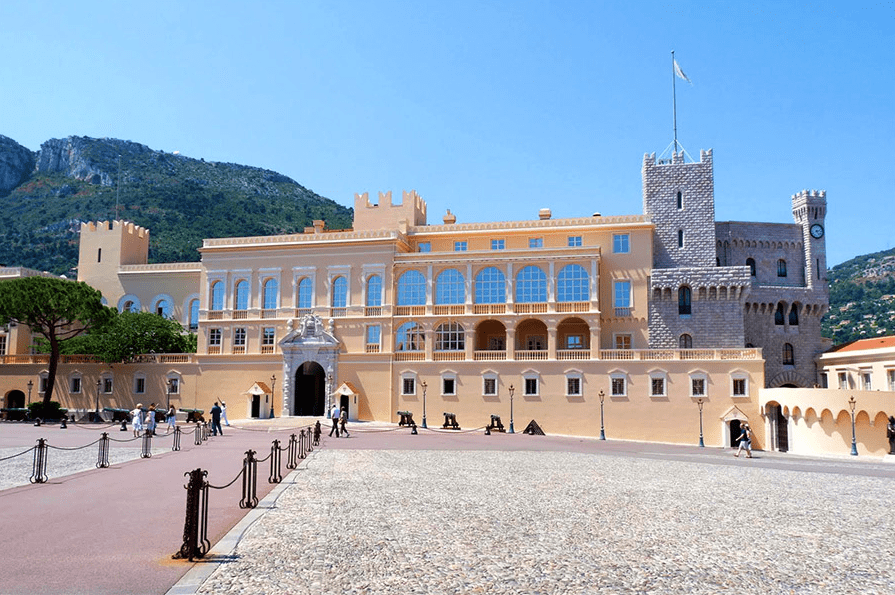 Where to go in Monaco: Prince's Palace
