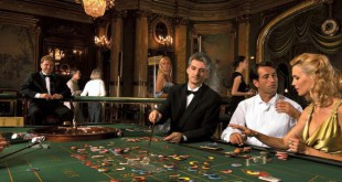 Roulette at Casino of Monte-Carlo