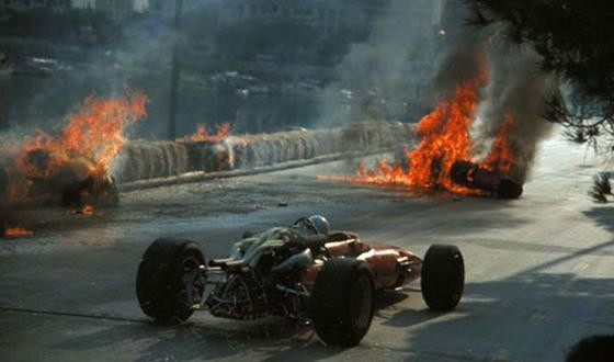 Unknown facts about Monaco: Formula 1 Crashes